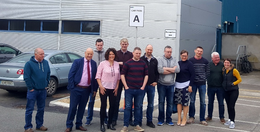 Members of our LEAN teams enjoyed an excellent off-site visit to enhance our ongoing LEAN projects currently in progress